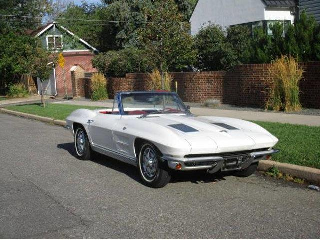Picture of '63 Corvette Stingray - QWYU