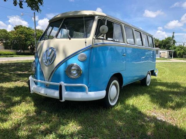 Classic Volkswagen Bus for Sale on ClassicCars com on