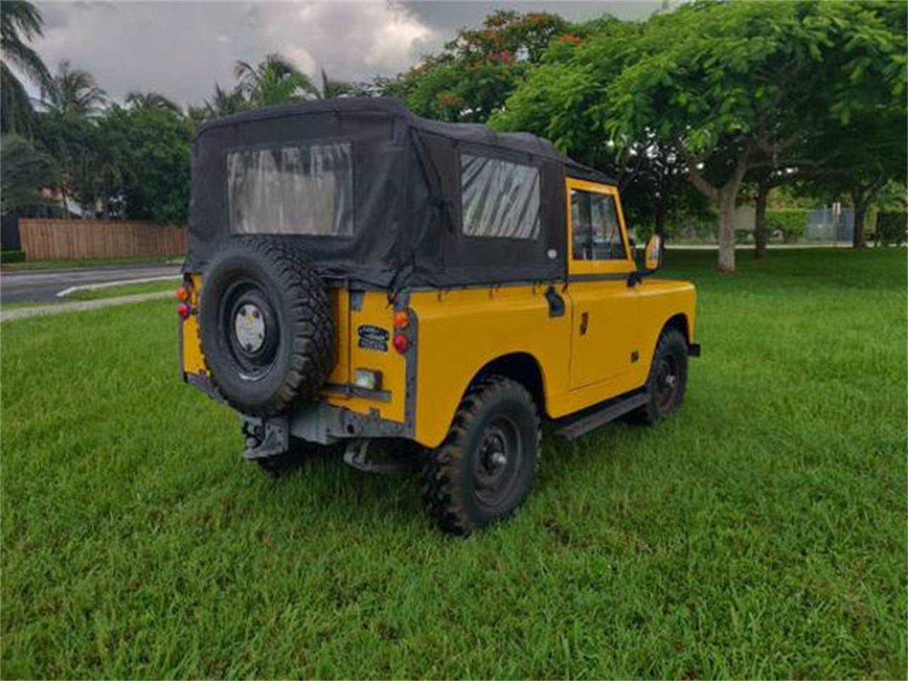 Large Picture of '69 Defender - QWYX