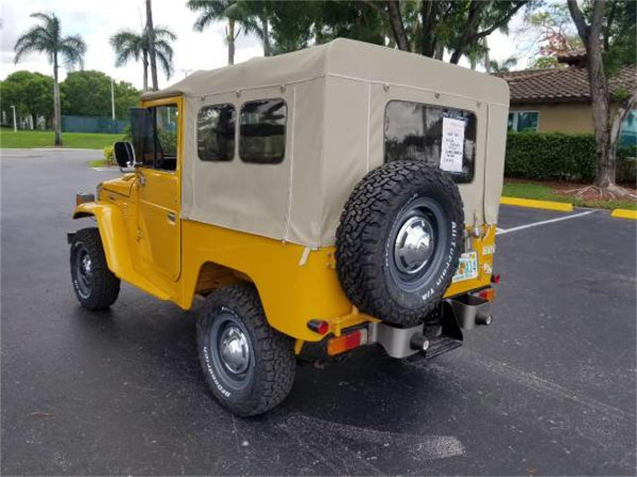 Large Picture of '78 Land Cruiser FJ - QWYY
