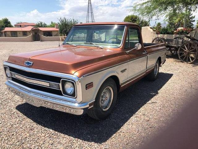 Picture of '70 C10 - QWZ7