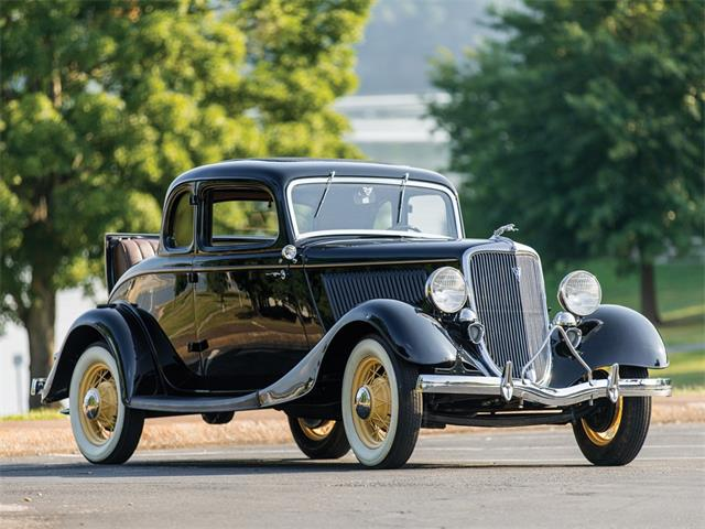 Picture of '34 5-Window Coupe - QX05