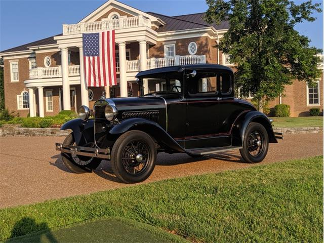 Picture of 1930 Ford Model A - QSYF