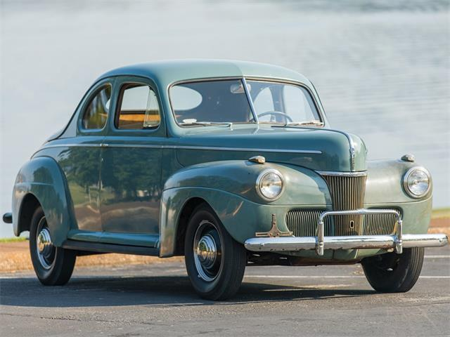 Picture of '41 5-Window Coupe - QX06