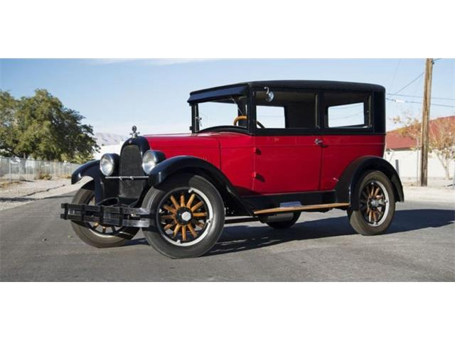 1928 Whippet CA568