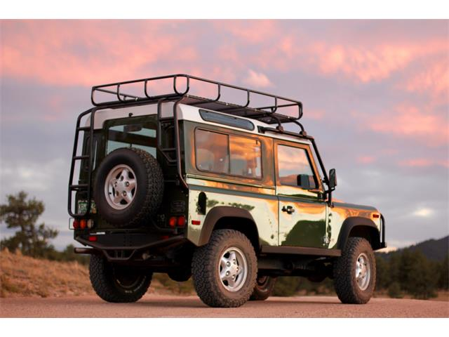 Classic Land Rover Defender for Sale on ClassicCars com on