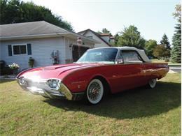 Picture of 1961 Ford Thunderbird Auction Vehicle - QX18