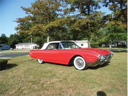 Picture of Classic '61 Ford Thunderbird Offered by Ideal Classic Cars - QX18