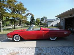 Picture of Classic 1961 Ford Thunderbird Auction Vehicle Offered by Ideal Classic Cars - QX18