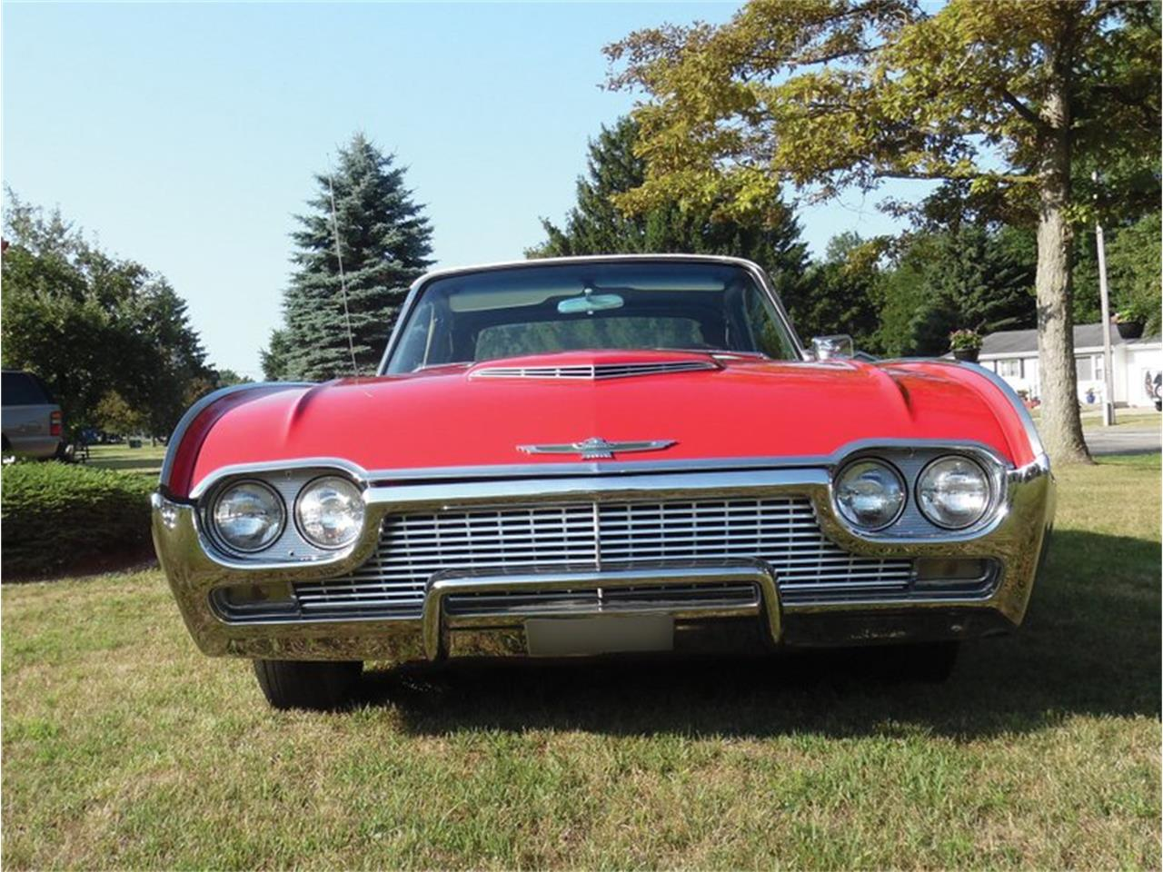 Large Picture of Classic 1961 Thunderbird located in Florida Offered by Ideal Classic Cars - QX18