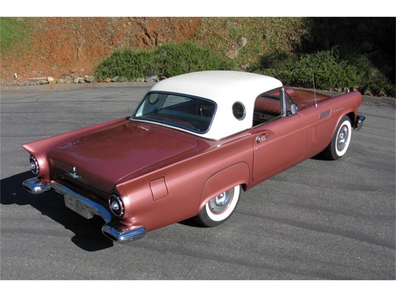 Large Picture of '57 Thunderbird - QX1M