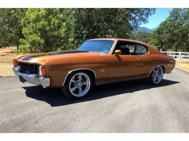 1972 Chevrolet Chevelle for Sale on ClassicCars com on