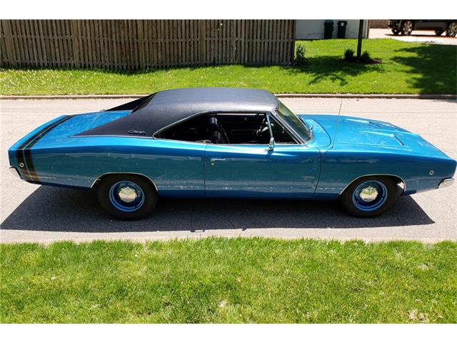Picture of '68 Charger R/T - QX2O