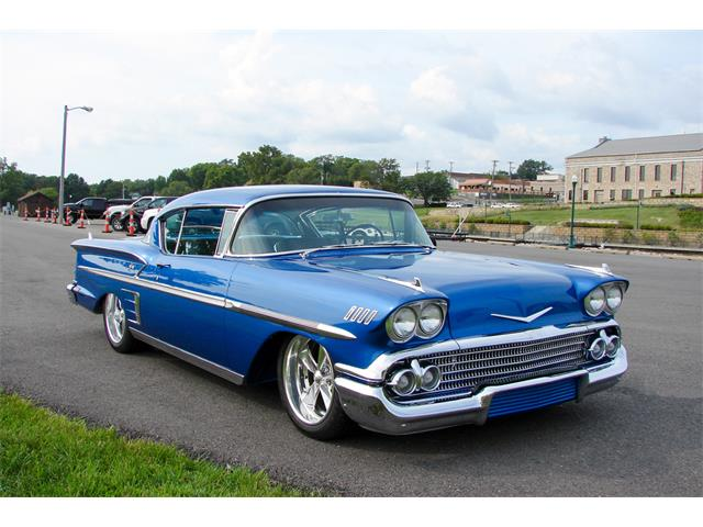 1958 Chevrolet Impala for Sale on ClassicCars com on