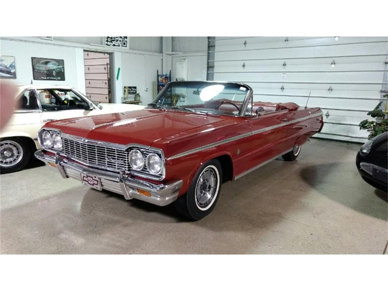 Large Picture of Classic '64 Impala SS Offered by Route 36 Motor Cars - QX31
