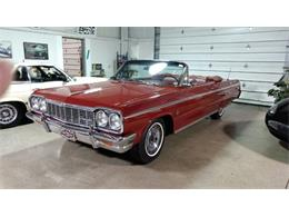 Picture of '64 Chevrolet Impala SS Auction Vehicle Offered by Route 36 Motor Cars - QX31