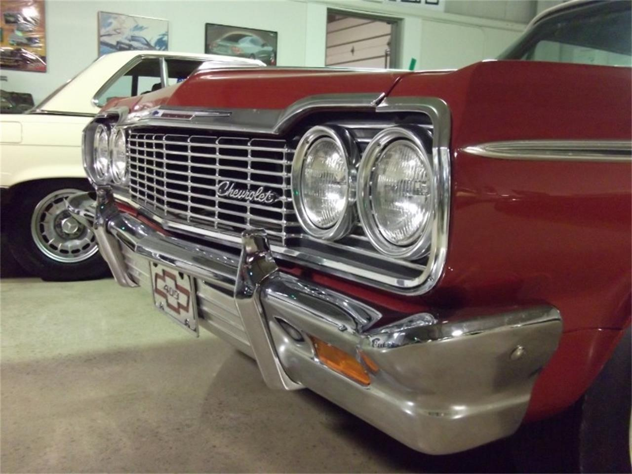 Large Picture of 1964 Chevrolet Impala SS Auction Vehicle - QX31