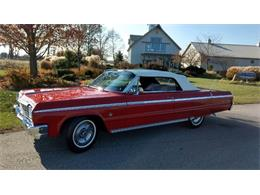 Picture of '64 Impala SS Offered by Route 36 Motor Cars - QX31