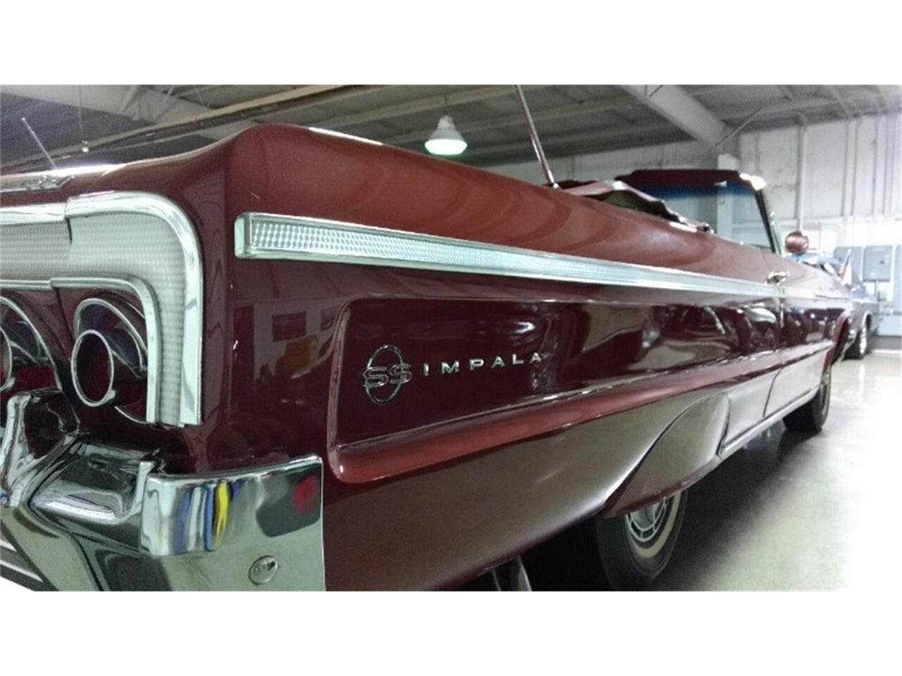 Large Picture of 1964 Impala SS Auction Vehicle Offered by Route 36 Motor Cars - QX31