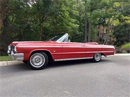 Picture of Classic '64 Impala SS located in Dublin Ohio Offered by Route 36 Motor Cars - QX31