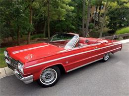 Picture of Classic 1964 Impala SS Auction Vehicle Offered by Route 36 Motor Cars - QX31