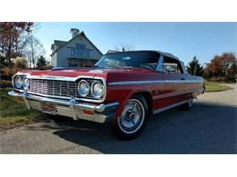 Picture of 1964 Chevrolet Impala SS Auction Vehicle - QX31