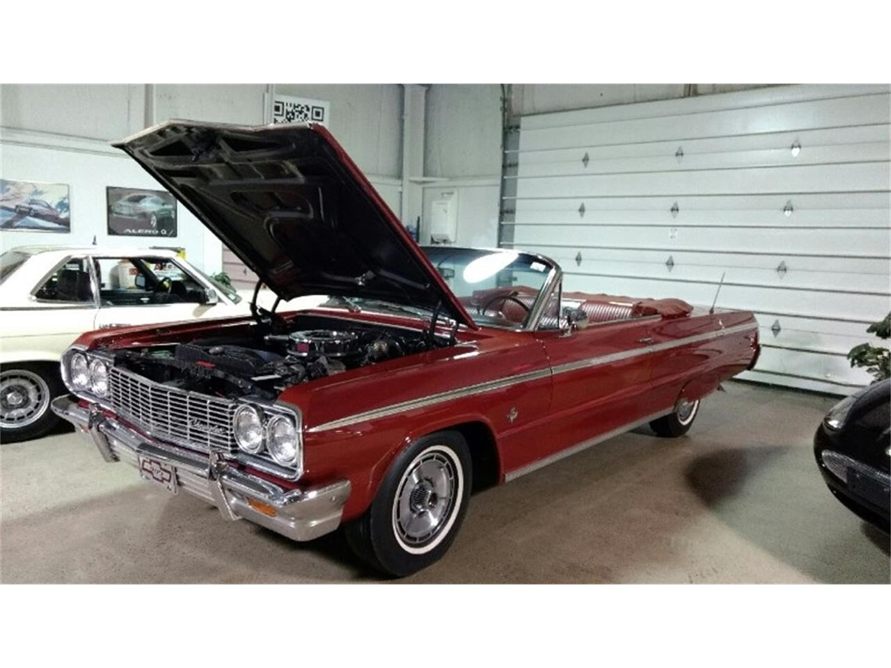 Large Picture of Classic 1964 Chevrolet Impala SS located in Ohio - QX31
