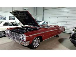 Picture of 1964 Chevrolet Impala SS located in Dublin Ohio Auction Vehicle - QX31