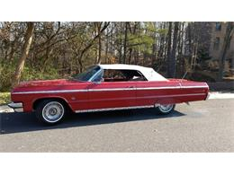 Picture of Classic '64 Chevrolet Impala SS located in Ohio Auction Vehicle Offered by Route 36 Motor Cars - QX31