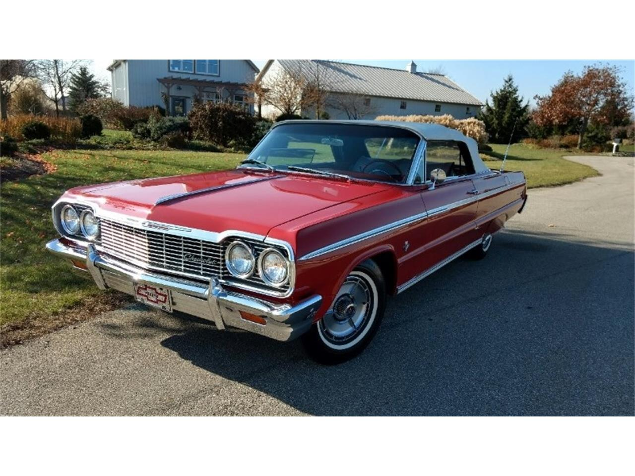 Large Picture of Classic '64 Chevrolet Impala SS Auction Vehicle - QX31