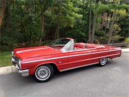 Picture of 1964 Chevrolet Impala SS located in Ohio Auction Vehicle - QX31