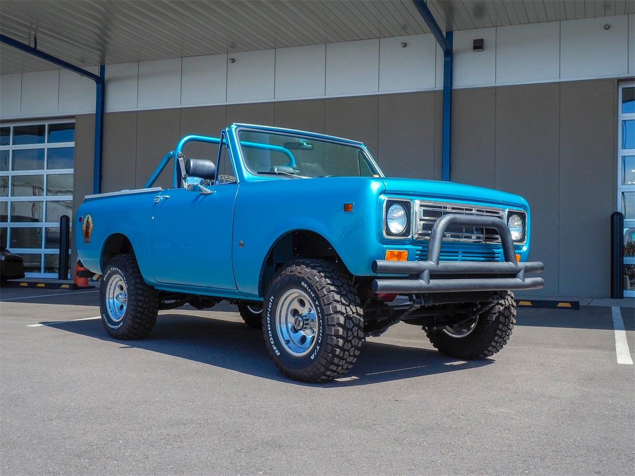 Large Picture of '78 Scout - QX32