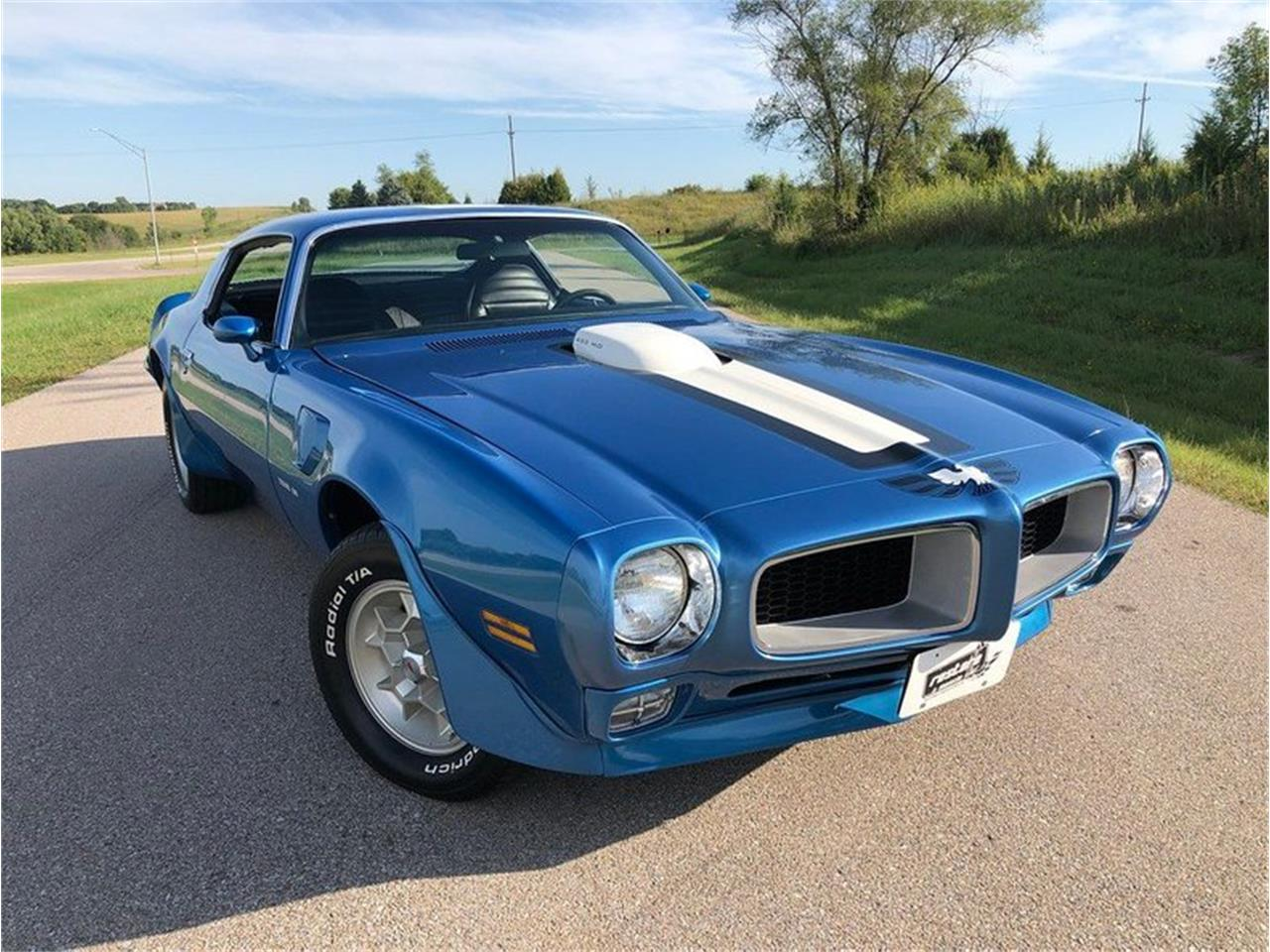 Large Picture of '72 Firebird Trans Am - QX34