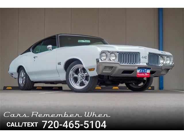 1970 Oldsmobile 442 for Sale on ClassicCars com on