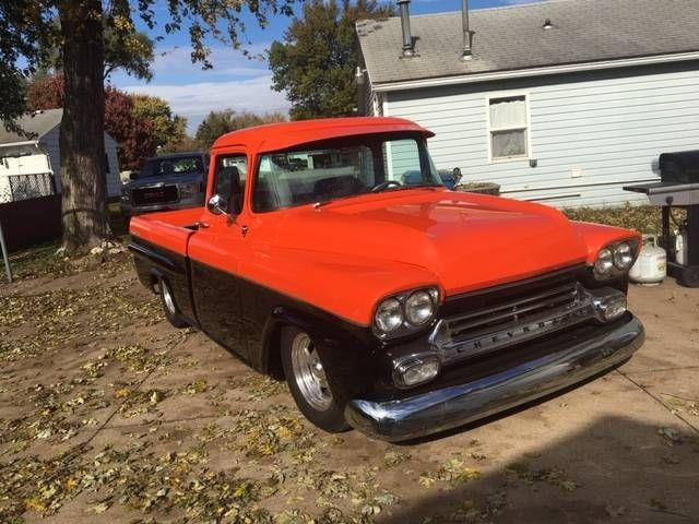 Picture of Classic '58 Pickup - $43,995.00 Offered by  - QSJW