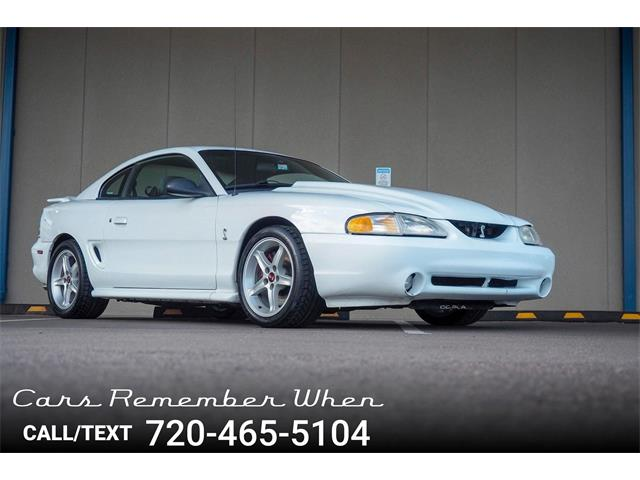 Picture of '95 Mustang - QX4Z