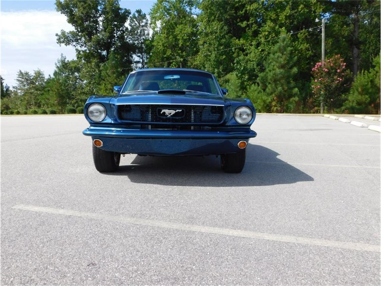 Large Picture of '66 Mustang - QX51
