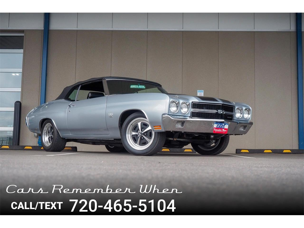 For Sale: 1970 Chevrolet Chevelle in Englewood, Colorado
