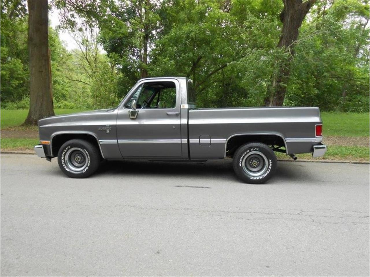 Large Picture of '85 C10 - QX5A