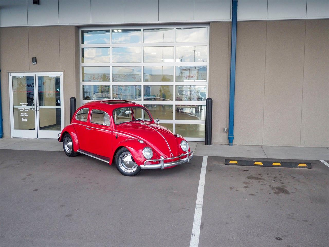 Large Picture of '64 Volkswagen Beetle located in Englewood Colorado Offered by Cars Remember When - QX5G