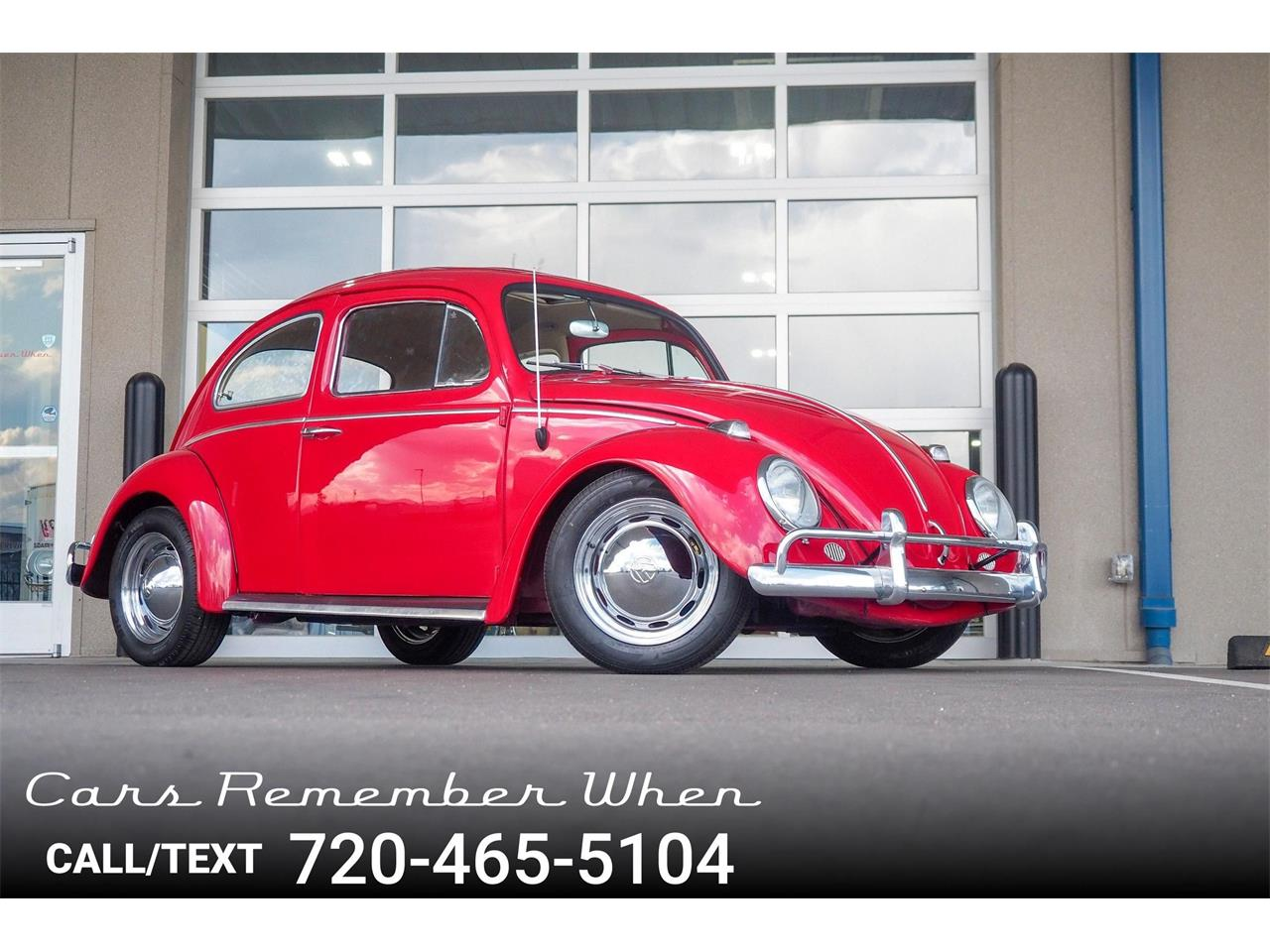 Large Picture of 1964 Volkswagen Beetle - QX5G