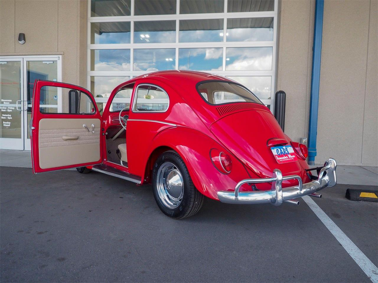 Large Picture of '64 Beetle located in Englewood Colorado - $18,499.00 Offered by Cars Remember When - QX5G