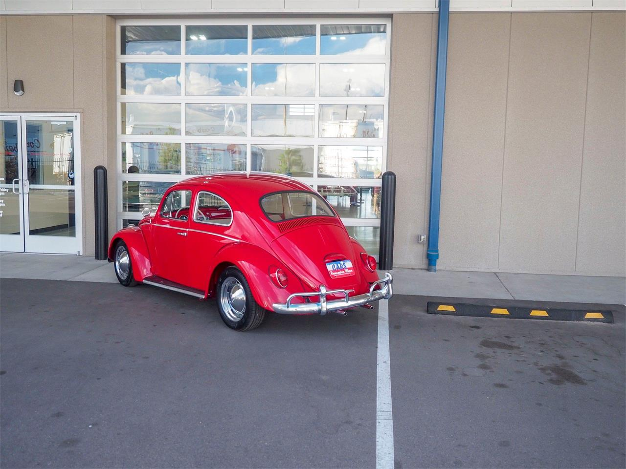 Large Picture of Classic 1964 Volkswagen Beetle - $18,499.00 Offered by Cars Remember When - QX5G