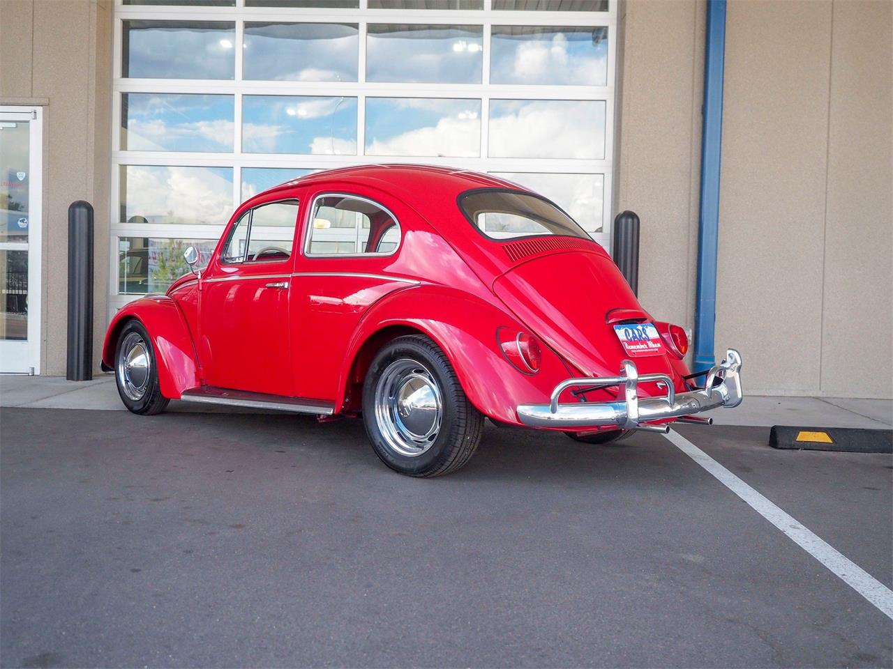 Large Picture of Classic '64 Beetle located in Englewood Colorado - $18,499.00 Offered by Cars Remember When - QX5G