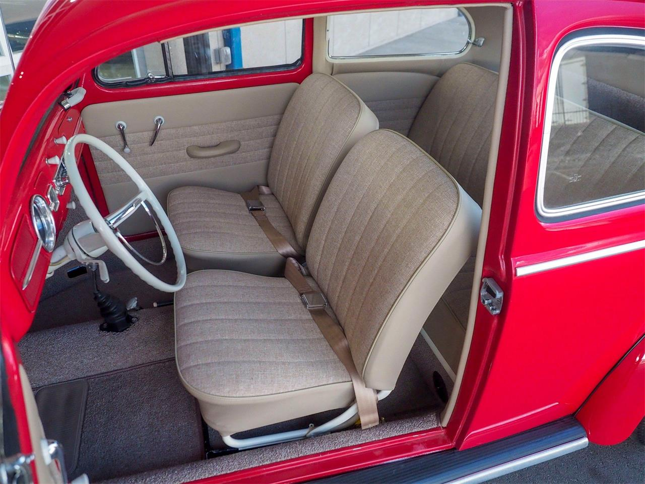 Large Picture of '64 Volkswagen Beetle located in Colorado Offered by Cars Remember When - QX5G
