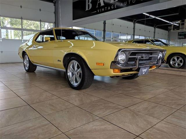 Picture of '72 Ford Mustang located in Illinois - QX5P