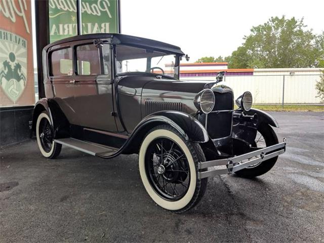Picture of '29 Model A - QX5Q