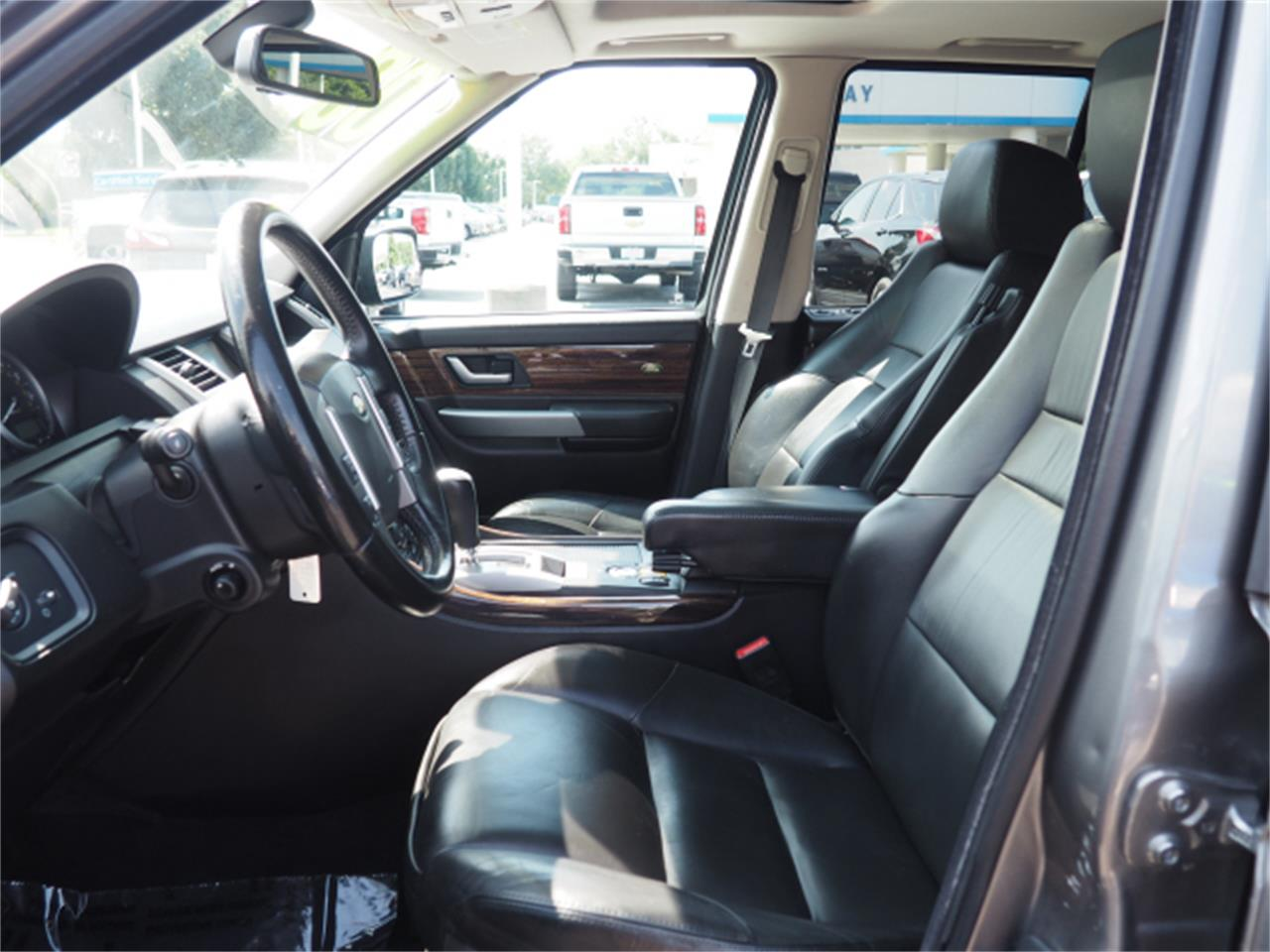 Large Picture of '08 Range Rover Sport - QX5X