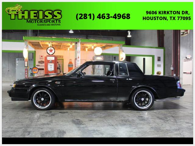 Picture of '87 Buick Grand National - $27,000.00 Offered by  - QX6Z