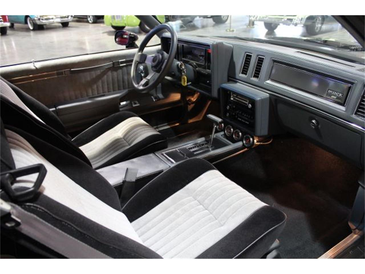 Large Picture of '87 Grand National - QX6Z